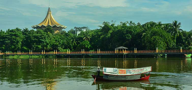 Journey to the Mighty Rajang River of Malaysia | TFH Magazine