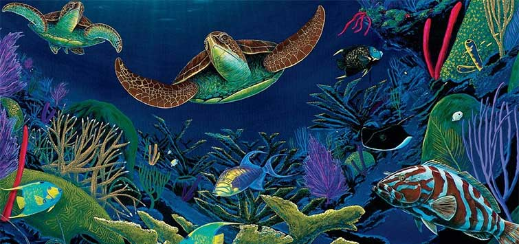 Wyland Foundation Marine Conservation | Tropical Fish Hobbyist Magazine
